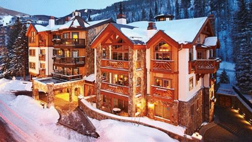 Photo of The Willows Hotel Bed and Breakfast Accommodation in Vail Colorado