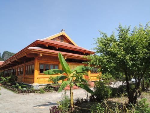 Отель Tam Coc Eco-Lodge 3 звезды Вьетнам