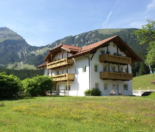 Appartementhaus Egghof - Penthouse-Apartment