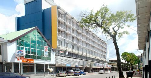 Hotel Krasnapolsky, Paramaribo