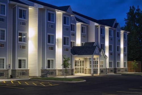 Microtel Inn Suites By Wyndham Sault Ste Marie Hotel