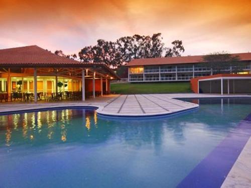 Flat no Hotel Villa Hípica Resort