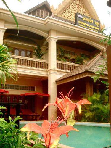 Отель Shining Angkor Boutique Hotel 3 звезды Камбоджа