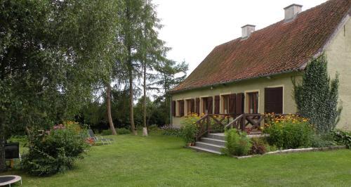 Отель Letni domek na Mazurach 0 звёзд Польша