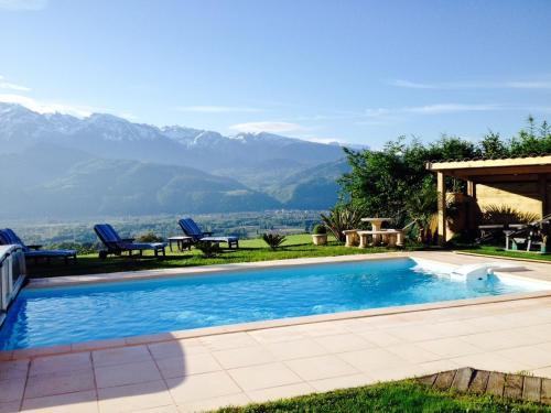 La Grange Buissière front view