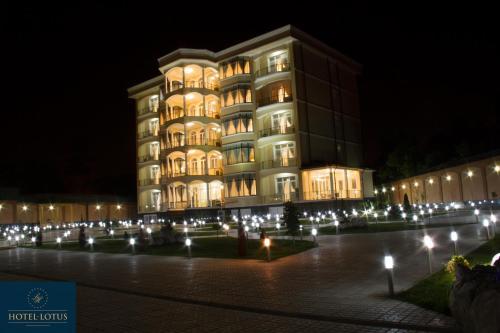 Отель Lotus Hotel