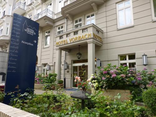Hotel Vorbach impression