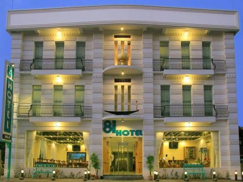 Отель 81 Hotel Inlay 3 звезды Мьянма
