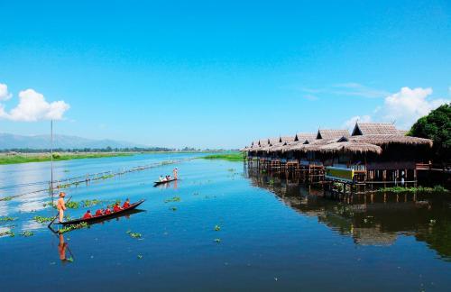 Отель Paramount Inle Resort 3 звезды Мьянма