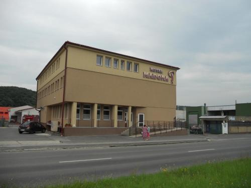 Motel Madona front view