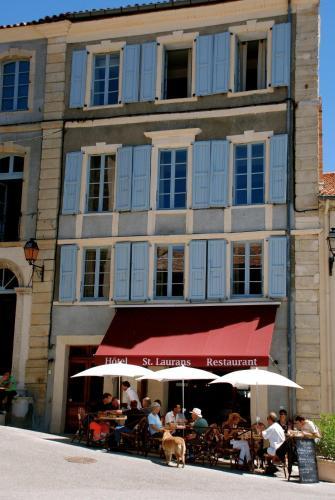 Hôtel Saint Laurans