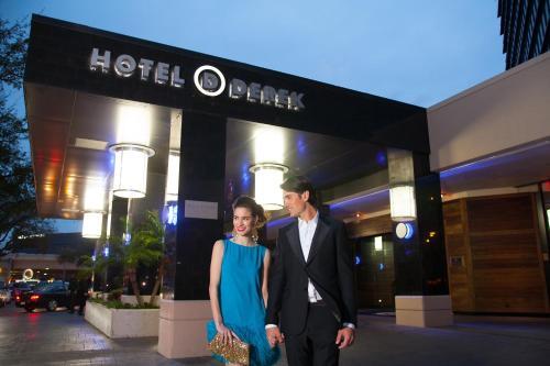 Hotel Derek, Houston - Promo Code Details