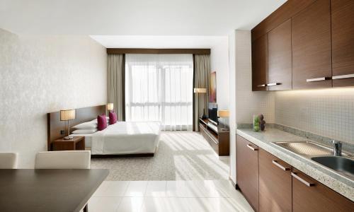 Hyatt Place Residences Dubai / Al Rigga impression