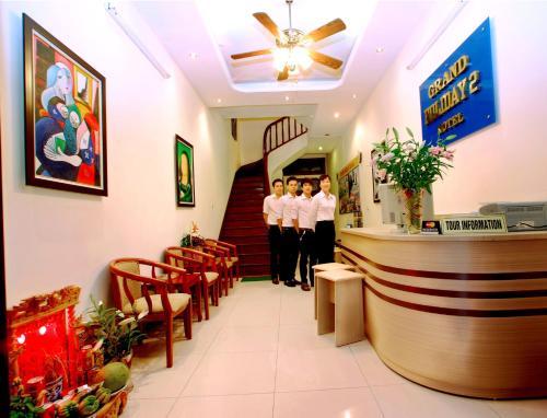 Отель Grand Holiday Hotel 2 2 звезды Вьетнам