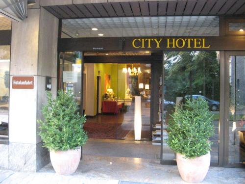 Binnewies City (ех. City Partner City Hotel Amadeo) - фото 51