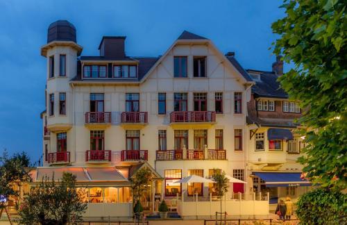 Foto's van Charme Hotel Heritagein De Haan