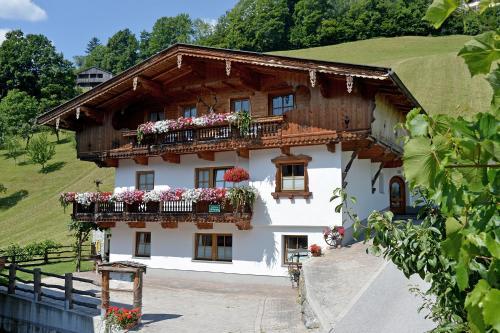 Ferienhaus Waidmannsruh - Apartment mit Terrasse