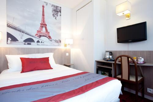 Saphir Grenelle H Tel 10 Rue Du Commerce 75015 Paris