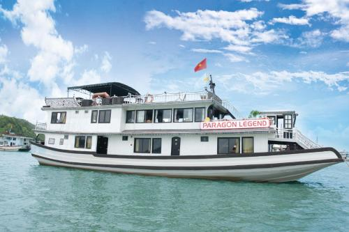 Paragon Legend Cruises - Halong Bay boat tours