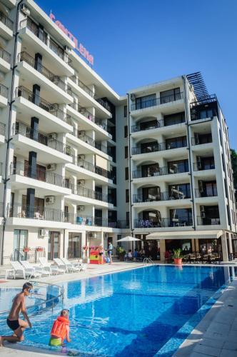 Cantilena Complex, Sunny Beach