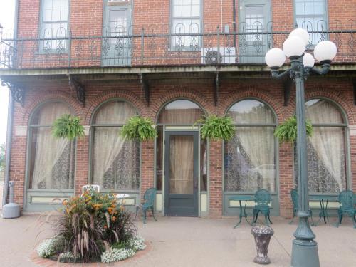 Kingsley Inn Hotel Fort Madison