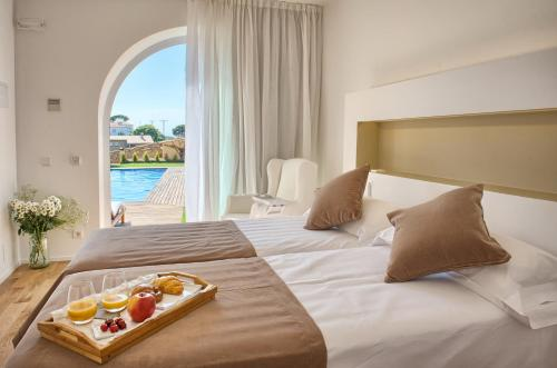 Double or Twin Room Hostalet de Begur - Adults Only 2