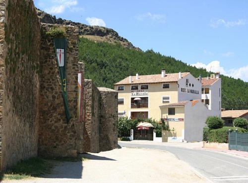 Отель Hostal Restaurante La Muralla 2 звезды Испания