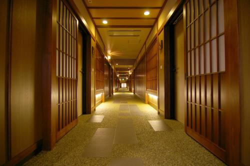 Deluxe Room with Tatami Area with Open-Air Bath