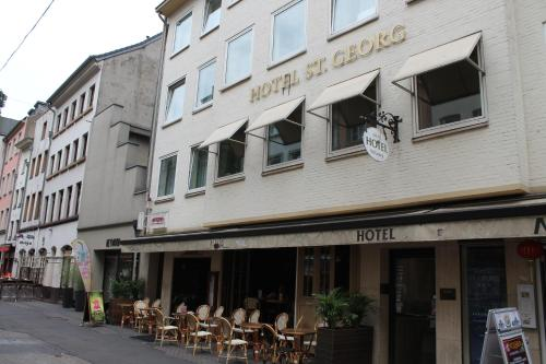 Altstadt Hotel St. Georg photo 22