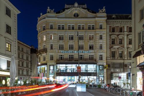 Pension Neuer Markt, 1010 Wien