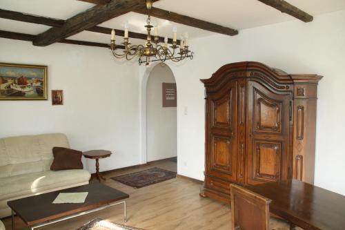 Ferienwohnung Domitian - Apartment mit Seeblick