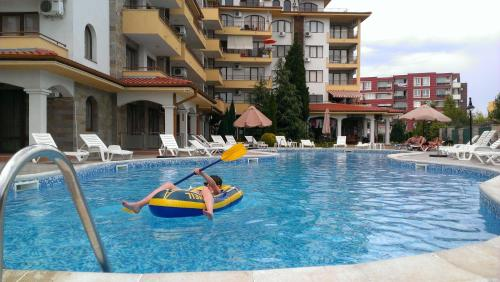 Studio Apartment in Dream Holiday Complex Ravda