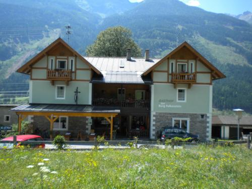 Gasthof zur Burg Falkenstein - Apartment mit 2 Schlafzimmern
