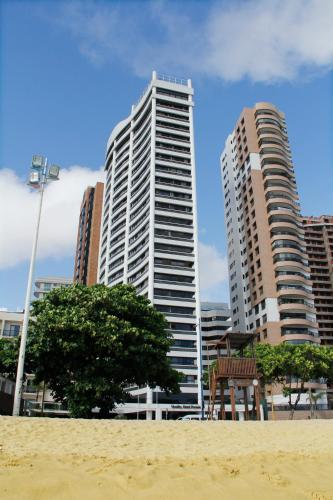 Quality Hotel Fortaleza front view