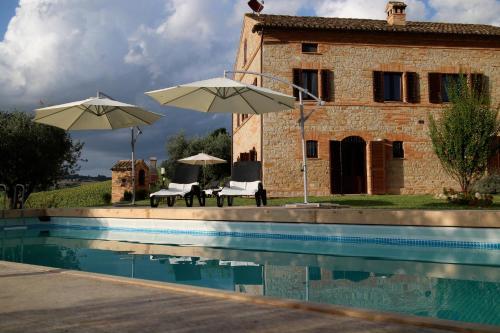 foto Villa Girasole (Belmonte Piceno)