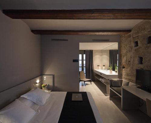 Doppel- oder Zweibettzimmer - Einzelnutzung Caro Hotel 3