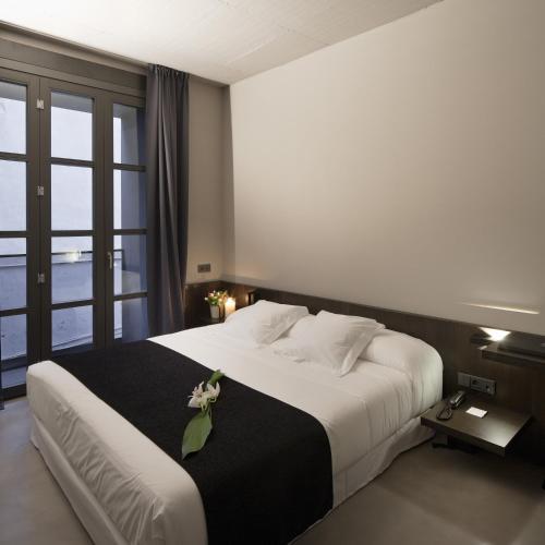Doppel- oder Zweibettzimmer - Einzelnutzung Caro Hotel 4