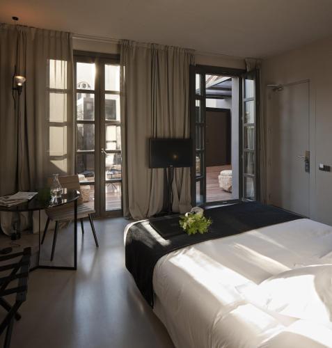 Superior Doppel- oder Zweibettzimmer - Einzelnutzung Caro Hotel 2