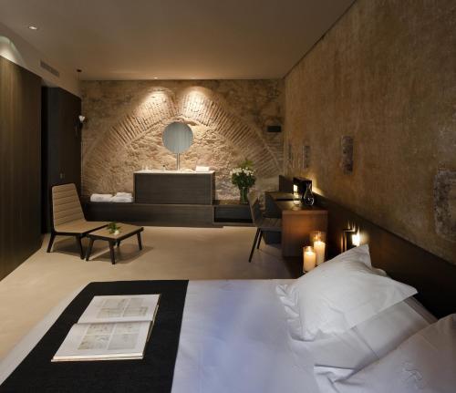 Superior Doppel- oder Zweibettzimmer - Einzelnutzung Caro Hotel 3