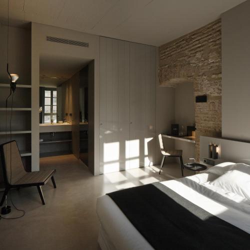 Superior Doppel- oder Zweibettzimmer - Einzelnutzung Caro Hotel 4