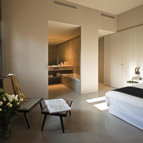 Superior Doppel- oder Zweibettzimmer - Einzelnutzung Caro Hotel 6