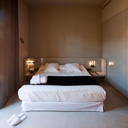 Doppel- oder Zweibettzimmer - Einzelnutzung Caro Hotel 5