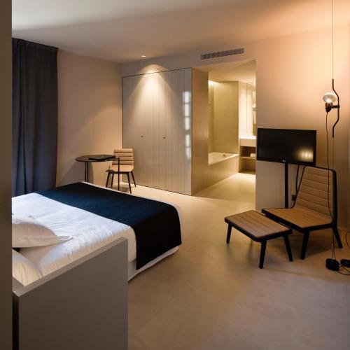 Superior Doppel- oder Zweibettzimmer - Einzelnutzung Caro Hotel 8