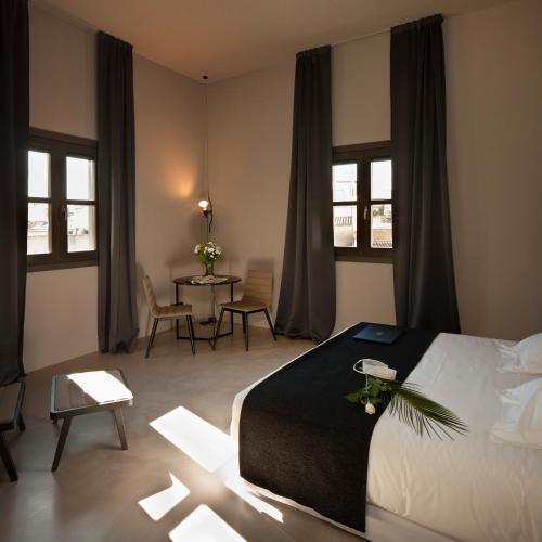 Superior Doppel- oder Zweibettzimmer - Einzelnutzung Caro Hotel 10