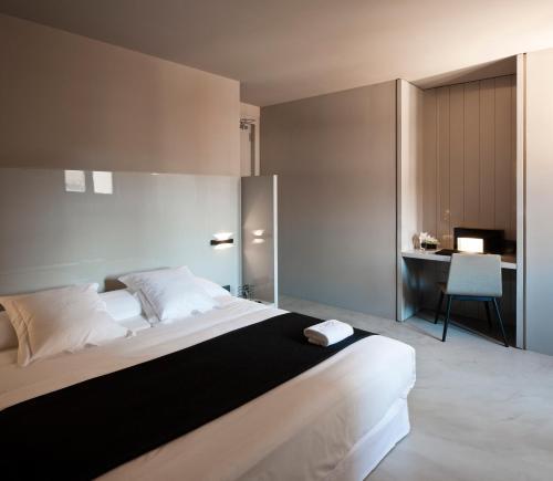 Superior Doppel- oder Zweibettzimmer - Einzelnutzung Caro Hotel 11