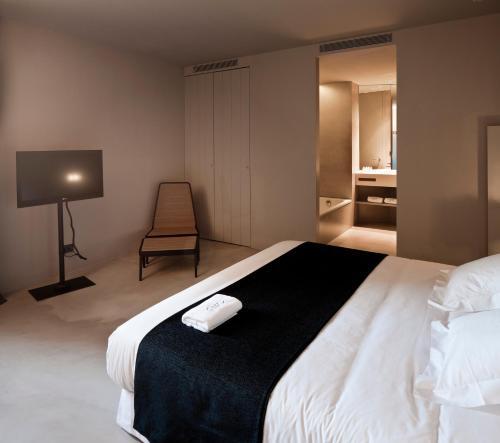 Superior Doppel- oder Zweibettzimmer - Einzelnutzung Caro Hotel 1