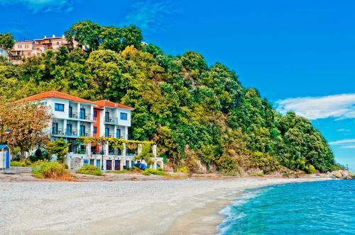 Hotel Manthos Blue - Agios Ioannis Greece