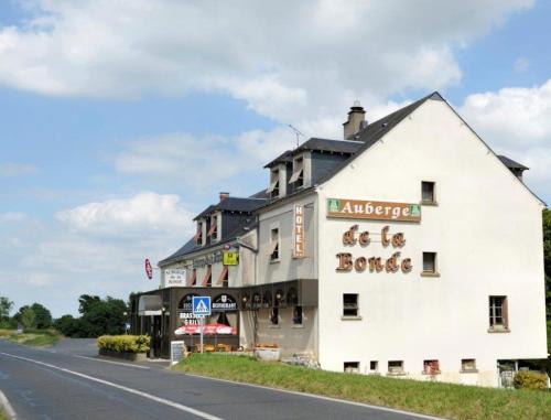 Отель Auberge de la Bonde 2 звезды Франция