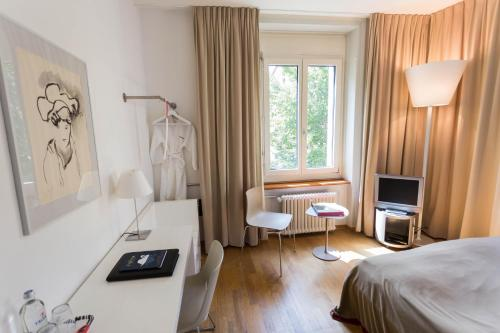 Hotel design hotel plattenhof z rich canton of zurich for Design hotel plattenhof