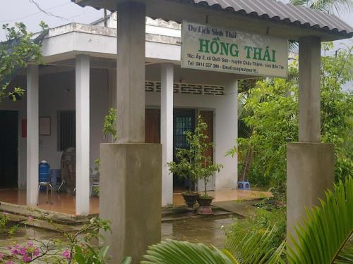 Hong Thai Homestay front view